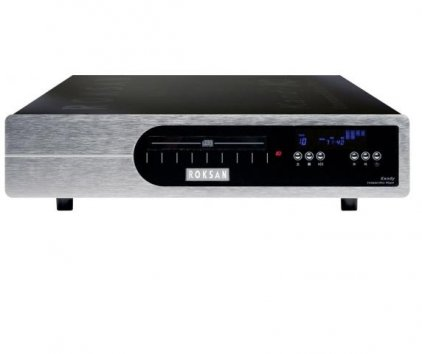 CD проигрыватель Roksan KANDY K2 CD PLAYER silver