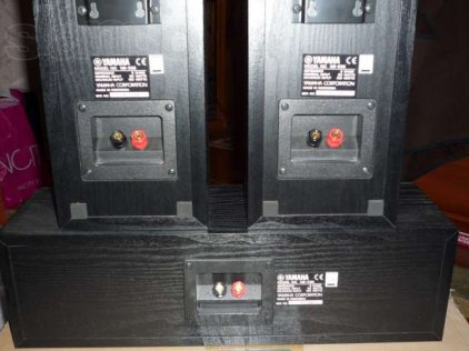 Комплект акустики Yamaha NS-P60 black