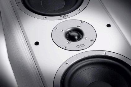 Напольная акустика Heco Music Style 900 white/white