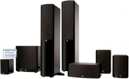 Сабвуфер Boston Acoustics ASW250 gloss black