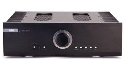 Стереоусилитель Musical Fidelity AMS-35i black