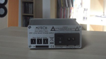 Блок питания M2Tech  EVO Supply Two