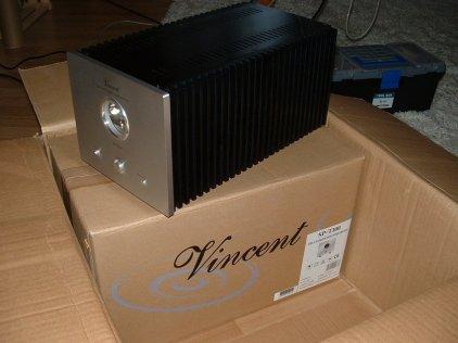 Усилитель звука Vincent SP-T100 silver