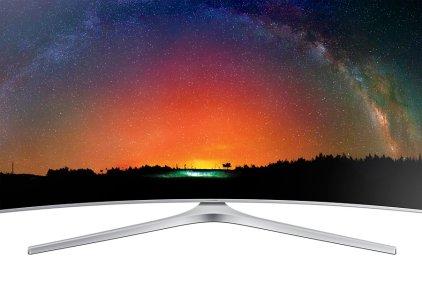 LED телевизор Samsung UE-48JS9000
