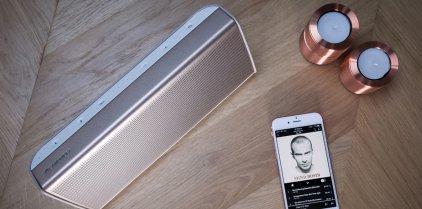 Портативная акустика Cambridge G5 Gold