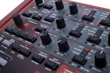 Клавишный инструмент Nord Lead 4R (Rack)