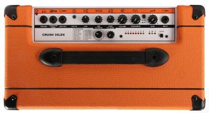 Комбо усилитель Orange CR35LDX Crush Pix