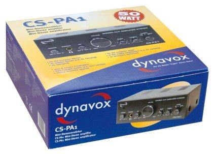 Стереоусилитель Dynavox CS-PA1 MK black