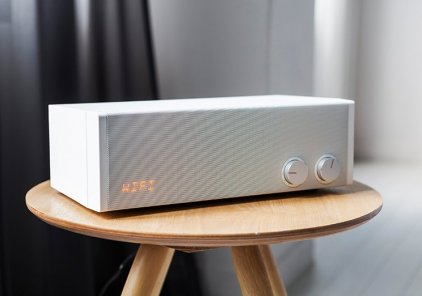 Портативная акустика iRiver LS150 white