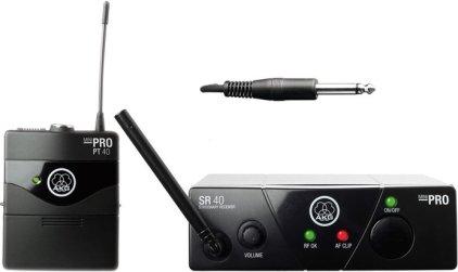 Радиосистема AKG WMS40 Mini Instrumental ISM3