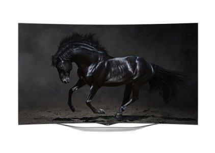 OLED телевизор LG 55EC930V