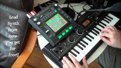 Динамически фразовый синтезатор KORG KAOSSILATOR PRO+