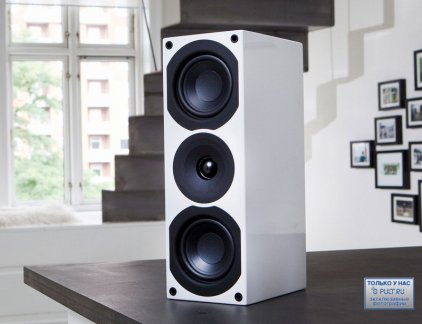Полочная акустика System Audio SA Saxo 10 High Gloss Black