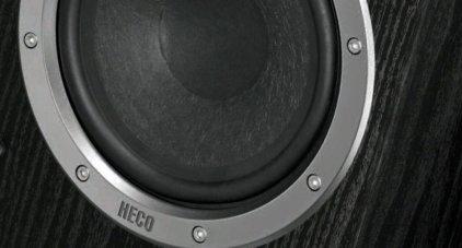 Полочная акустика Heco Victa Prime 202 black