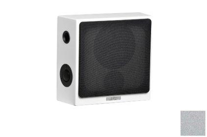 Настенная акустика ASW Cantius 112d white aluminium