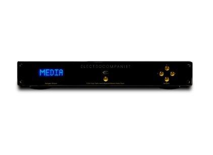 Сетевой медиапроигрыватель Electrocompaniet ECM 2