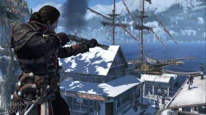 Игра для PS3 Assassins Creed: Изгой (русская версия)