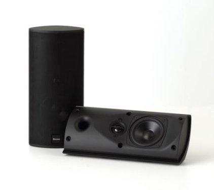 Настенная акустика Boston Acoustics Bravo 20 black (пара)