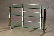 MD 512 Slim серебро/прозрачное стекло