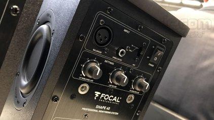 Студийный монитор Focal Shape 40