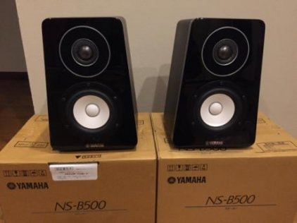 Акустическая система Yamaha NS-B500 black