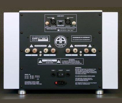 Усилитель мощности Accustic Arts AMP II MK-2 black