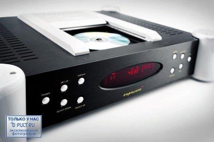 CD проигрыватель Exposure MCX CD black
