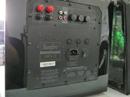Сабвуфер Sunfire HRS-12