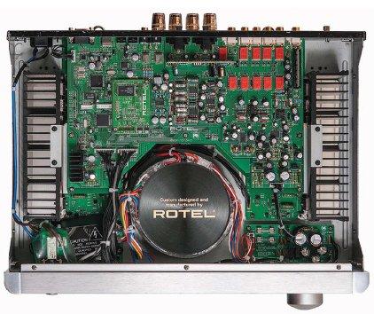 Стереоусилитель Rotel RA-1570 silver