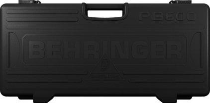 Кейс-подставка Behringer PB600 для педалей эффектов (6 установ. мест) со встроенным блоком питания