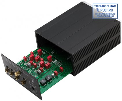 Фонокорректор SIM audio MOON 110LP black
