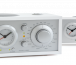 Радиоприемник Tivoli Audio Model Three white/silver (M3WHT) картинка 5