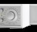 Радиоприемник Tivoli Audio Model Two white/silver (M2WHT) картинка 5
