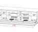 Тумба под ТВ Munari MO 276 GR (Кремовый) картинка 2