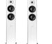 Напольная акустика Dynaudio Focus XD 400 satin white картинка 1