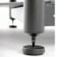 Модульная подставка Atacama Equinox Single Shelf Module AV black/piano black (полка) картинка 2