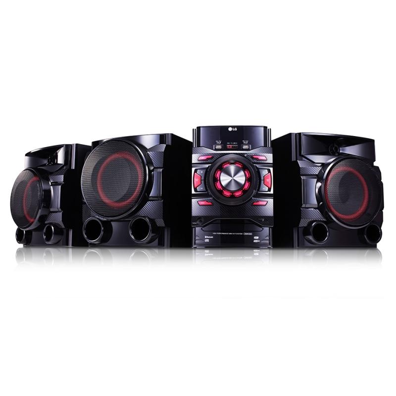 Музыкальные центры LG CM4560  музыкальные центры lg cm4450