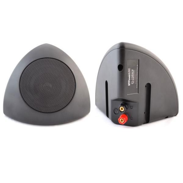 Всепогодная акустика MT-Power ES CORNER black акустика центрального канала mt power elegance center black