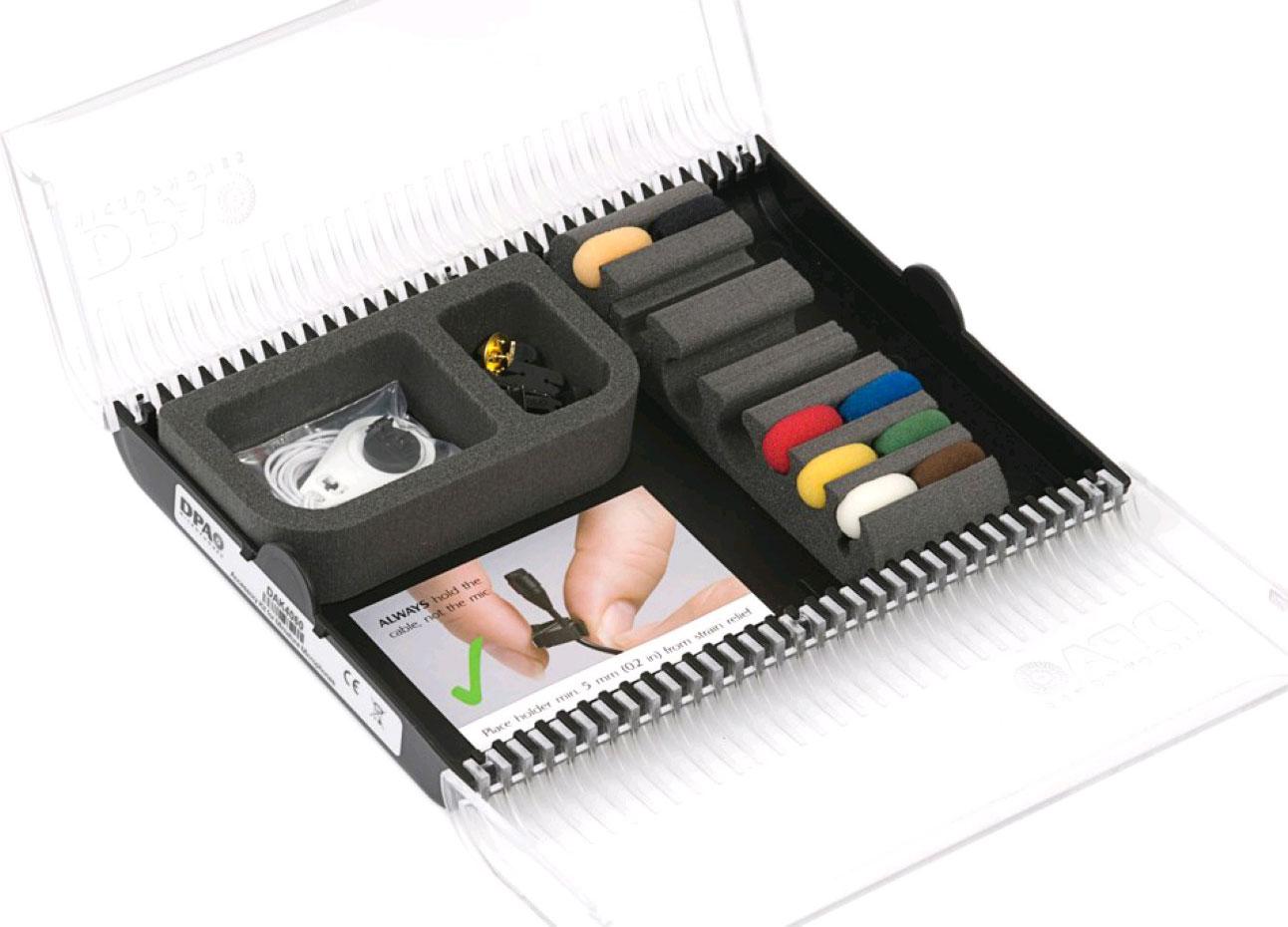 Аксессуары для микрофонов, радио и конференц-систем DPA DAK4060