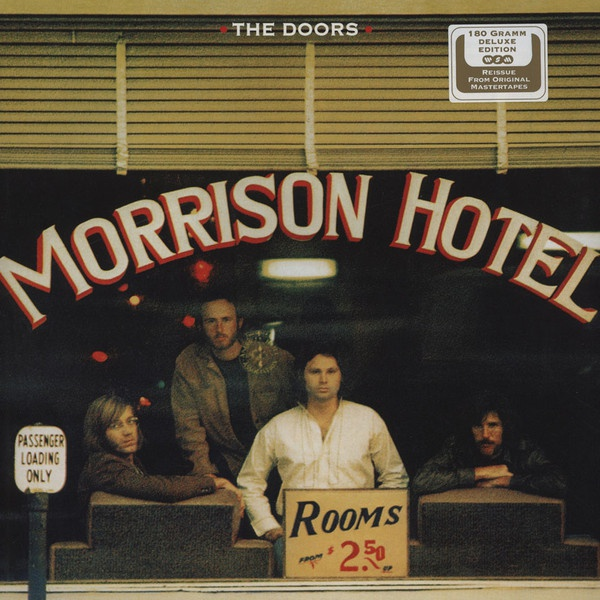 Виниловые пластинки The Doors MORRISON HOTEL (STEREO) (180 Gram/Remastered at Be the doors the doors morrison hotel 180 gr