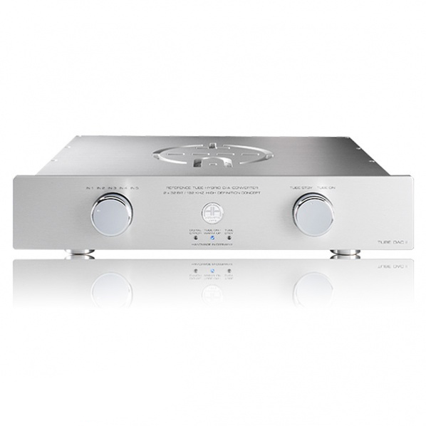 ЦАП (audio dac) Accustic Arts TUBE DAC II MK 2 (192 asynchr) silver