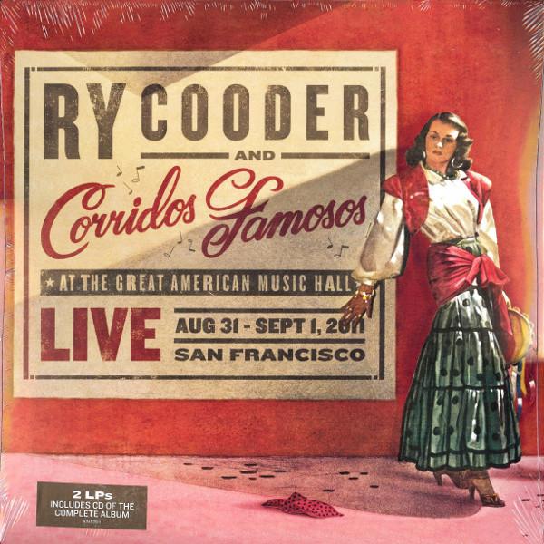 Виниловые пластинки Ry Cooder