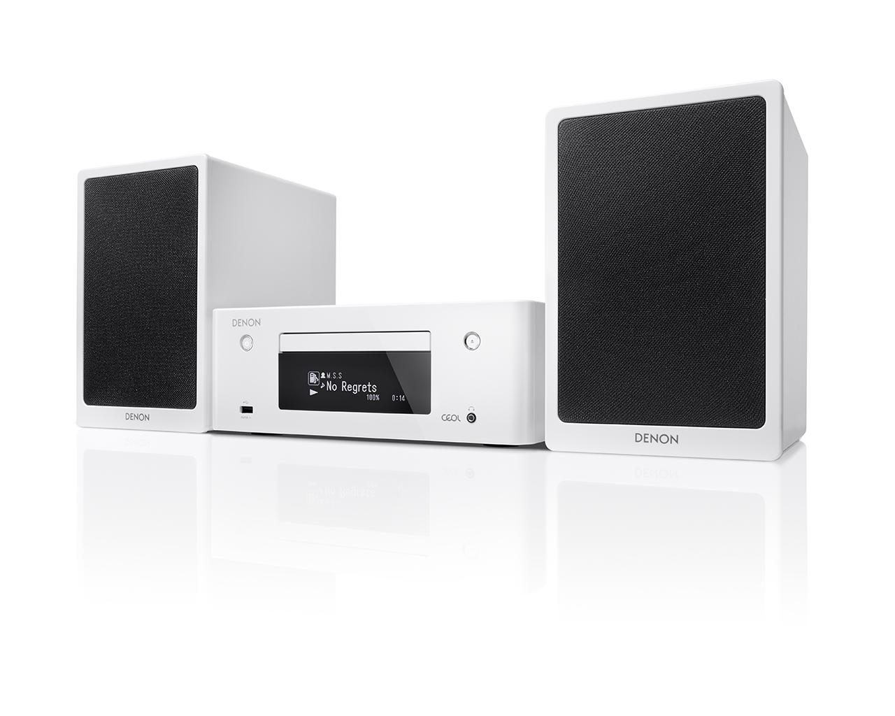 Музыкальные центры Denon CEOL N9 white