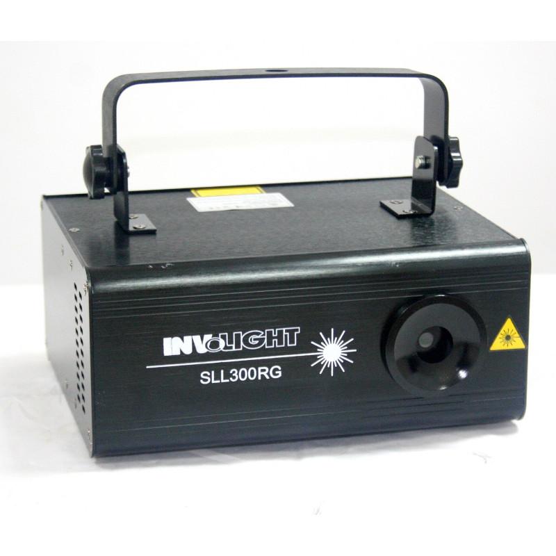 Световые приборы DJ-серии Involight SLL300RG
