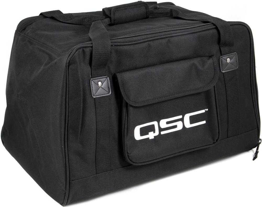 Кейсы и чехлы для акустики QSC K12 TOTE Всепогодный чехол-сумка для K12 с покрытием из Nylon/Cordura® qsc k8 tote