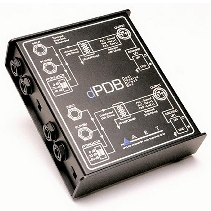 Приборы обработки звука ART