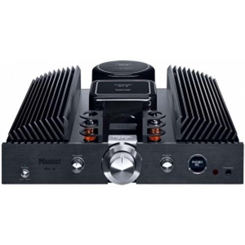 Усилители ламповые Magnat RV-3 black интегральные стереоусилители magnat ma600 black
