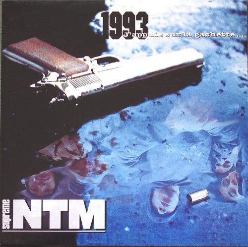 Виниловые пластинки Supreme NTM 1993... J'APPUIE SUR LA GACHETTE (12 Vinyl standard weight)
