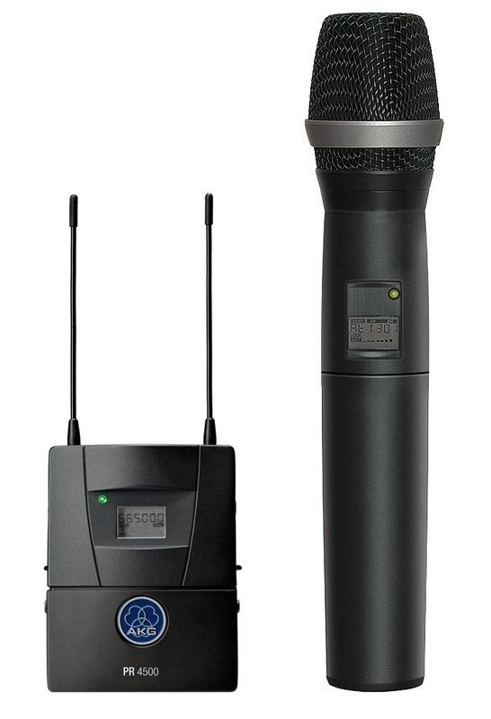 Радиосистемы AKG PR4500 HT BD8