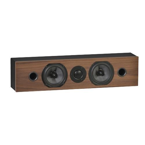 Акустика центрального канала ASW Opus C 14 Walnut Tree/Eggshell Black акустика центрального канала vienna acoustics theatro piano black